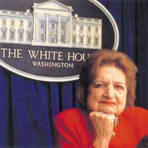 美国新闻界第一夫人:美国媒体成了白宫回声筒