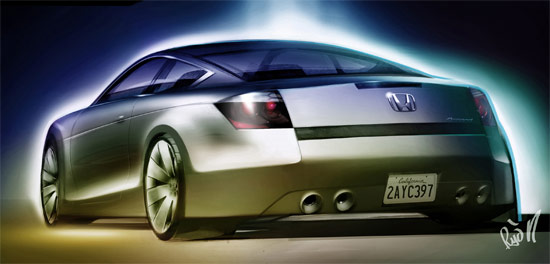 Accord Coupe Concep