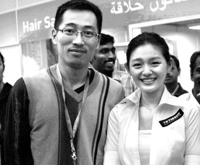 大S不清楚刘翔是谁 反问记者是打乒乓球那个吗?