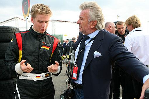 韦利-韦伯瞄准新舒马赫 运作A1新俊2008年进F1