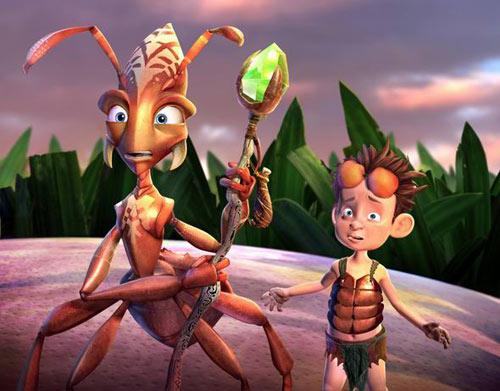 精美剧照:动画片《别惹蚂蚁》-28
