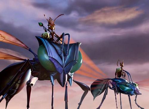 精美剧照:动画片《别惹蚂蚁》-30