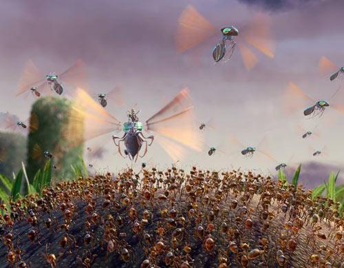 精美剧照:动画片《别惹蚂蚁》-31