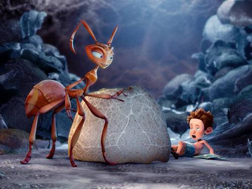 精美剧照:动画片《别惹蚂蚁》-32