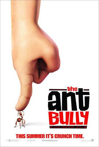 精美海报:动画片《别惹蚂蚁》-1