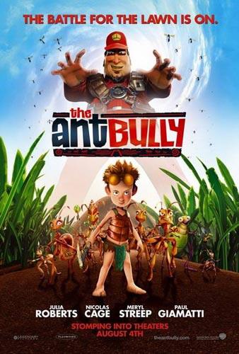 精美海报:动画片《别惹蚂蚁》-2