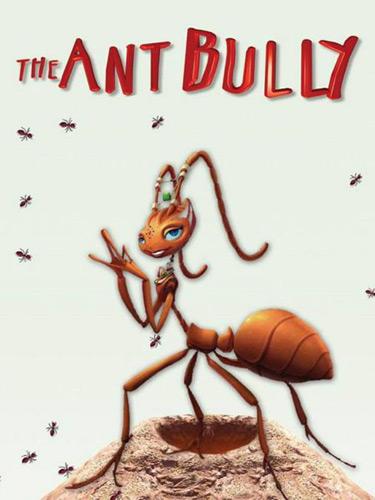 精美海报:动画片《别惹蚂蚁》-3