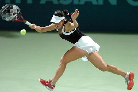 乌兹别克淘汰中国女网狂喜 直言取得最漂亮胜利