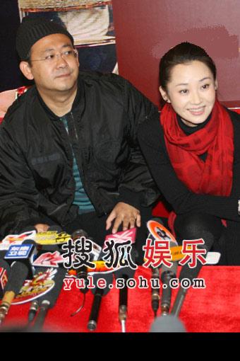 姜武与许晴打情骂俏动真情 提姜文就不爽(图)