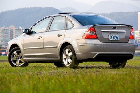 更高的驾驶安全性 07款福克斯在台发布