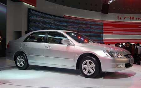新雅阁雏形 Accord Coupe Concep将亮相