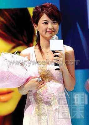 张一一向李湘求婚 称其从初中开始暗恋李湘(图)
