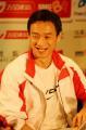 图文:杨威做客华奥搜狐聊天室 聊天中笑声不断