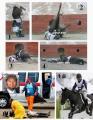 图文:韩马术选手金亨七坠马身亡 现场镜头分解