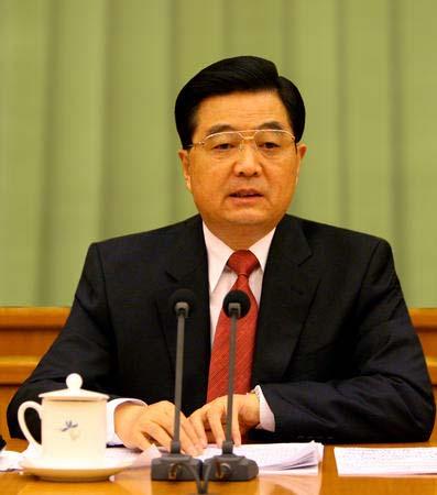 中央经济工作会议召开 胡锦涛、温家宝发表讲话
