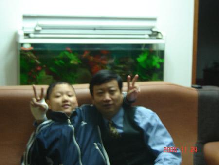图文:CCTV奥运舵手全国80强选手 刘刚2