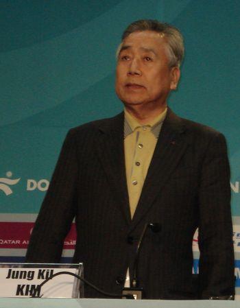 韩奥委会主席质疑赛程 金亨七将获纪念奖牌(图)
