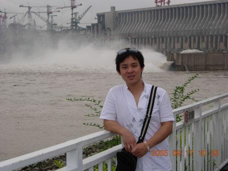 图文:CCTV奥运舵手全国80强选手 张剑2