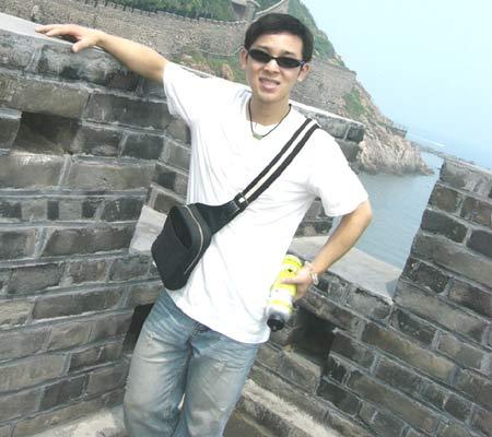 图文:CCTV奥运舵手全国80强选手 张剑7