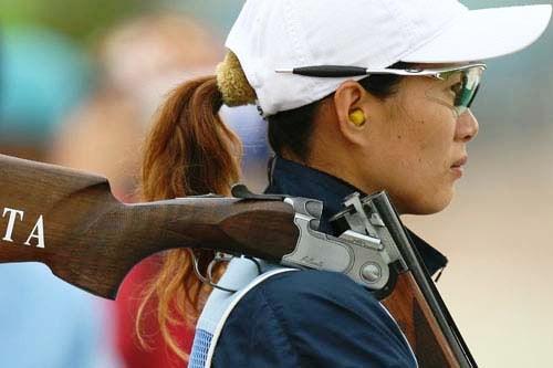 战报:魏宁加赛负朝鲜选手 女子双向飞碟获银牌