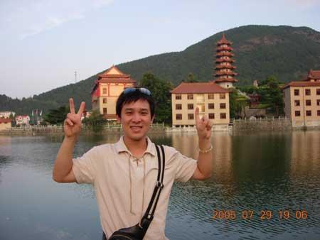 CCTV奥运舵手全国80强选手-张剑