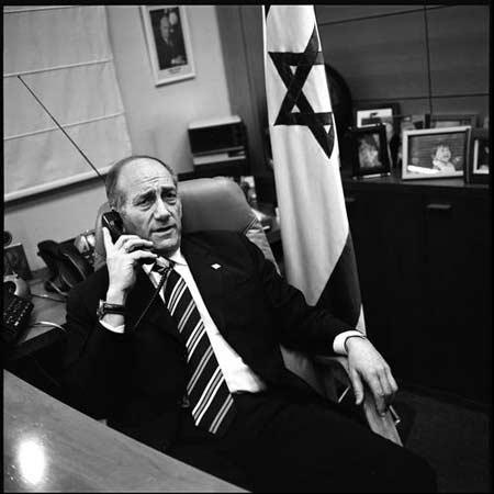 组图:以色列高层面临选举