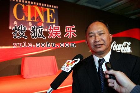 《赤壁之战》3月开拍 吴宇森很满意林志玲(图)