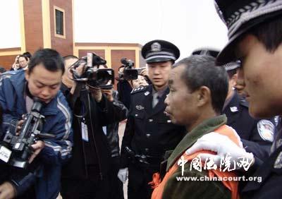 邱兴华杀人案二审结 法庭未予采纳精神病证明