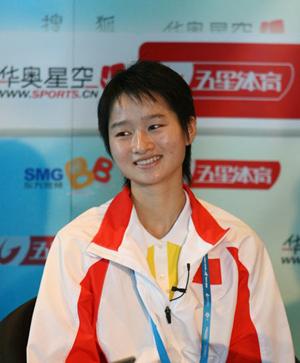 吴静钰:我就是喜欢进攻 希望08奥运能被选上