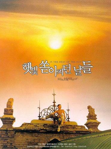 姜文作品集:影片《阳光灿烂的日子》