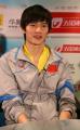独家图片:鲍春来做客华奥搜狐访谈 期待奥运会