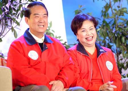 宋楚瑜开票票数落后 开记者会宣布退出台湾政坛