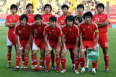 世青赛七骏挺起2008希望 杜伊妙手铸造国奥脊梁