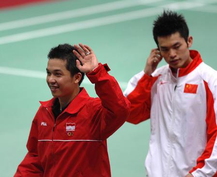 印尼王子用事实见证承诺 陶菲克给中国队敲警钟