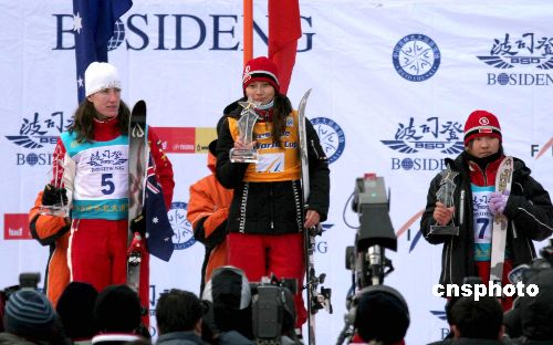 滑雪世界杯-