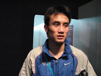 图文:亚运拳击51公斤级 中国杨波止步半决赛