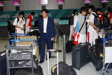 国奥结束亚运将返京 杜伊准备加强板凳深度(图)