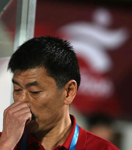 世界杯奥运会重压玫瑰身 马良行亚运练兵遭完败