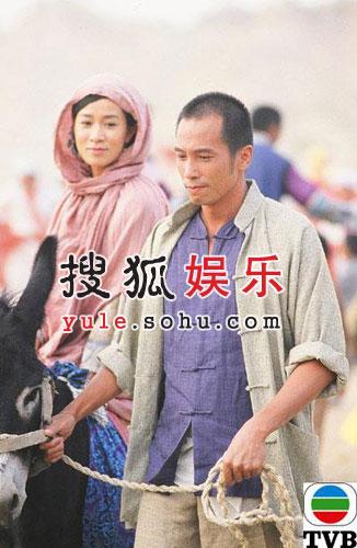 TVB剧集《火舞黄沙》精美剧照-13