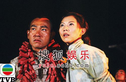 TVB剧集《火舞黄沙》精美剧照-30
