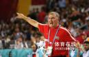 图文:中国男篮75-73险胜黎巴嫩 尤纳斯在指挥