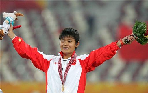 薛飞透露冲刺超强秘诀 每次训练结束加跑400米
