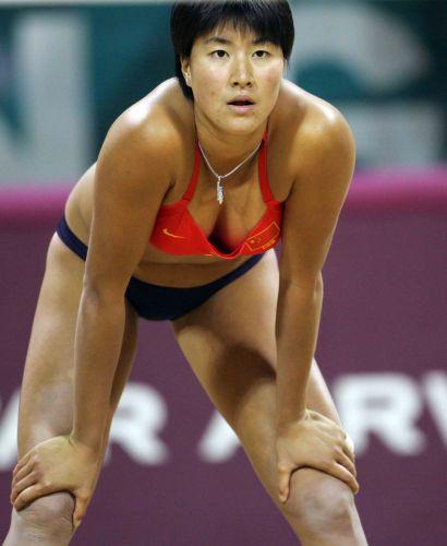 图文:中国获女子沙排冠军