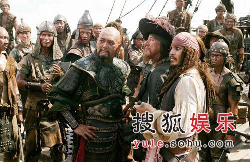 《海盗3》明年5月25日上映 周润发饰头号反派