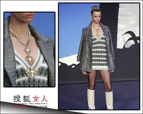 时尚:Chanel蒙特卡洛发布会