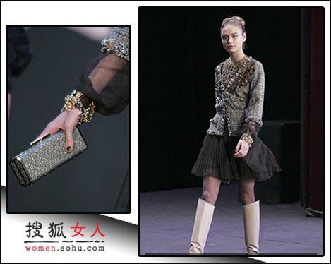 时尚:Chanel最新时装发布会