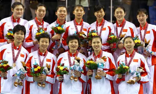 图文:女排决赛中国3-1日本 夺得亚运会三连冠