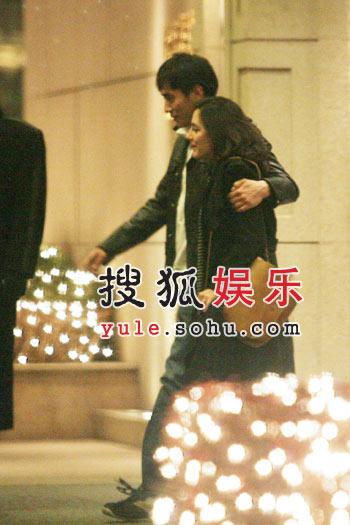 谢娜早知刘烨有新女友 大方送祝福不愿再多说