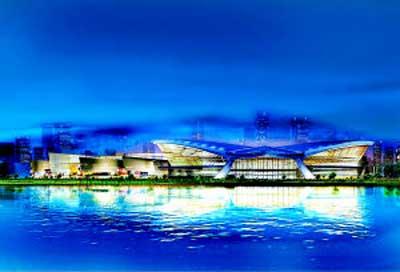沈阳新世界国际会议展览中心奠基 投资超过20亿