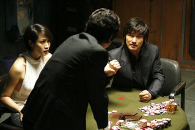 韩国电影《老千》剧照11